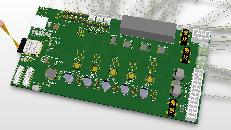 ESP32 Printer Board