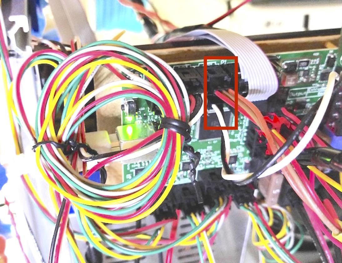 BLTouch Minirambo wiring