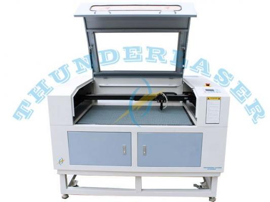 Introuce 80/120/150Watt thunder laser cutting and engraving machine