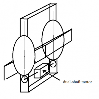 Pantograph 3d Printer