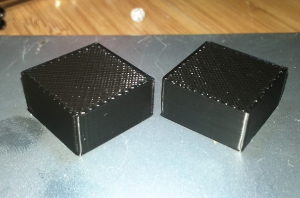 Cloned titan extruder review/opinion