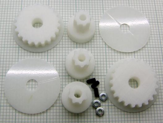 UK] - Mendel pulleys for sale