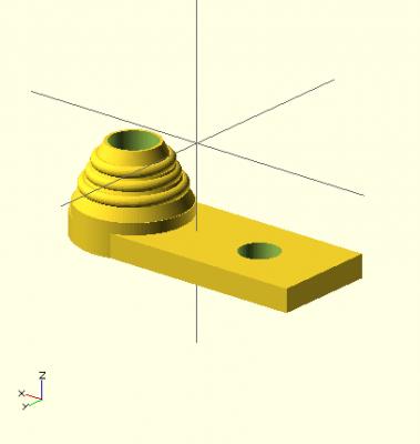 SAPE Single Arm Printer Experiment