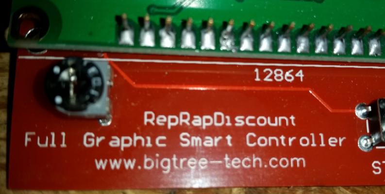 RichRap 3DR build - Electronics problem - SOLVED