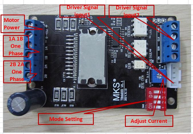 MKS TB6600 - RepRap