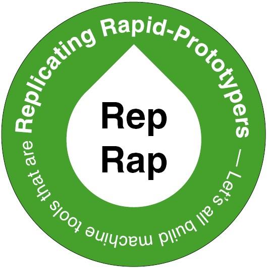 شعار مشروع رب راب RepRap