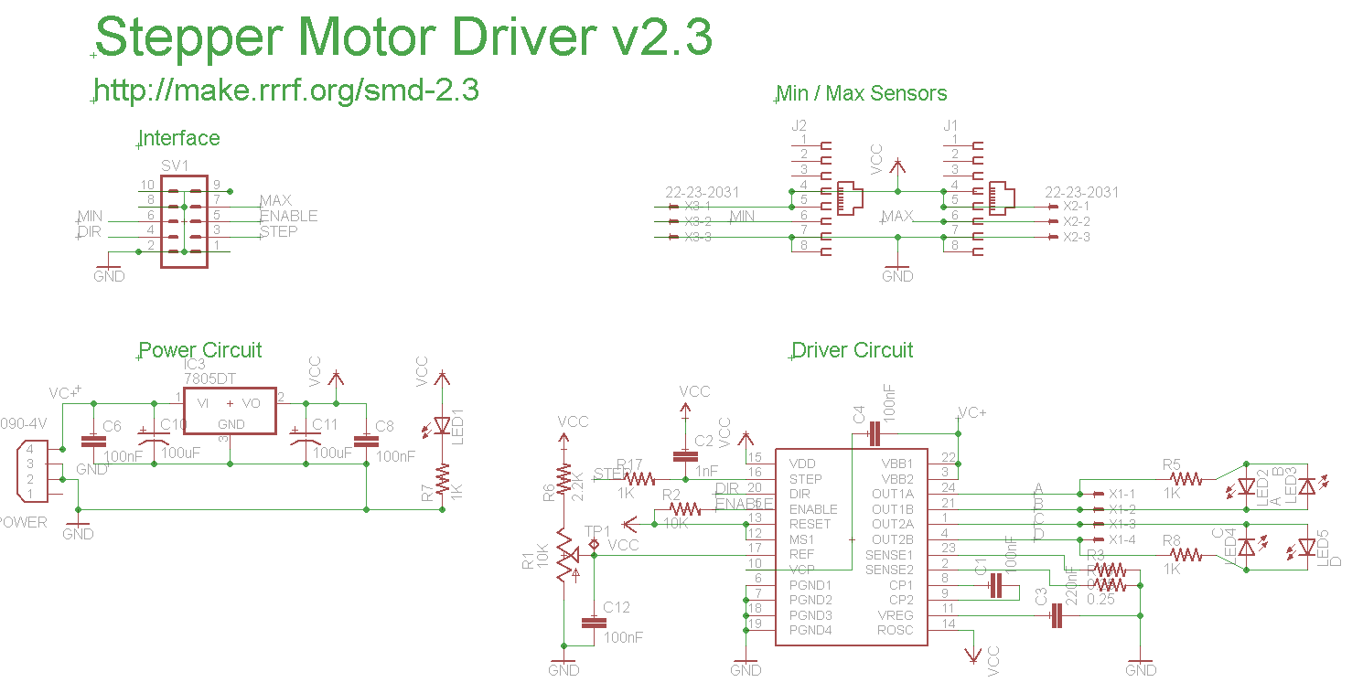 Http Pp3dpcom Images Stories Teapot 26720x20250 Delta Faucet 57011 Parts List And Diagram Ereplacementpartscom Stepper Motor Driver 23r1 Schematic