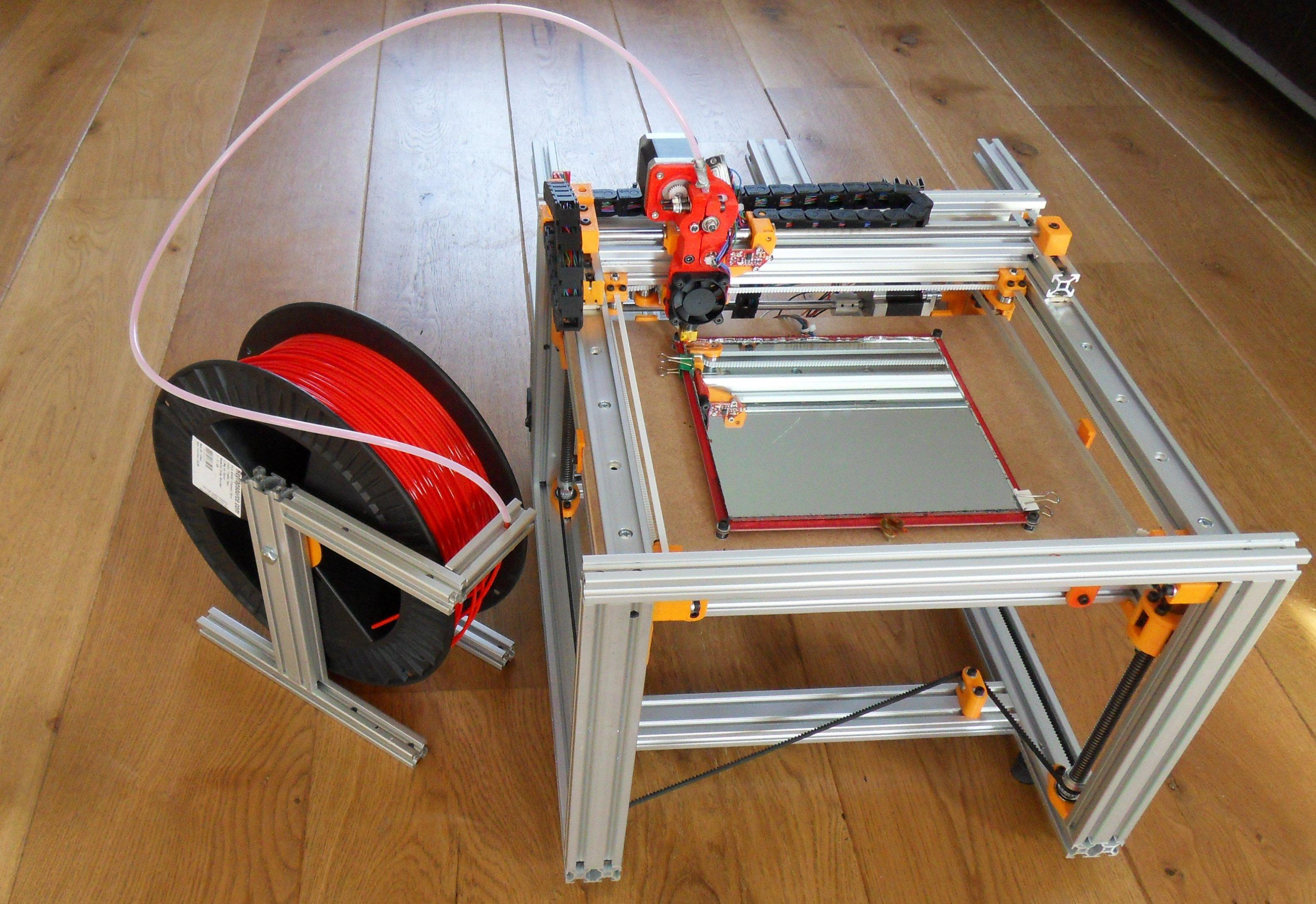 3d принтер сделать своими руками