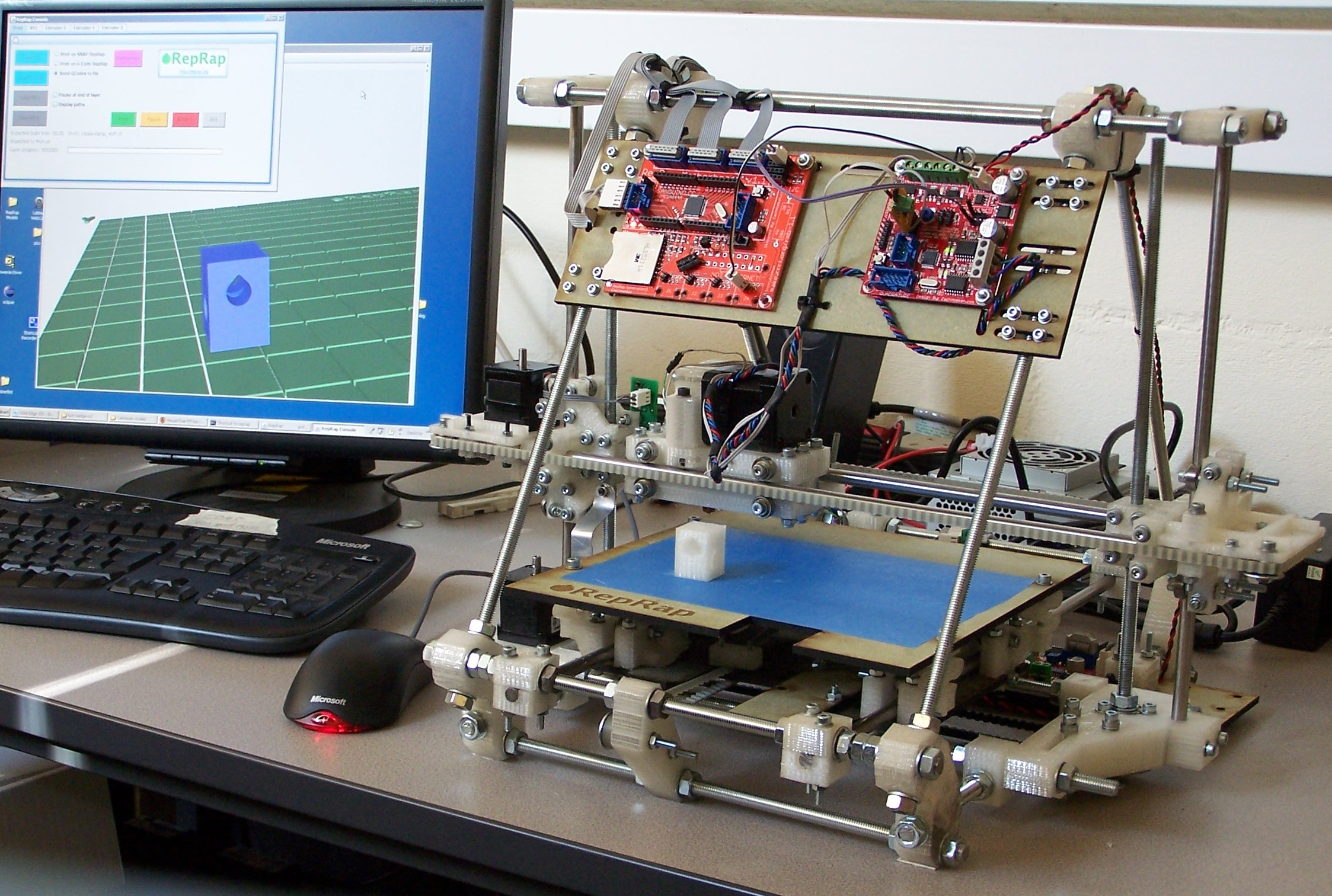3d printer prices obsolete making machine