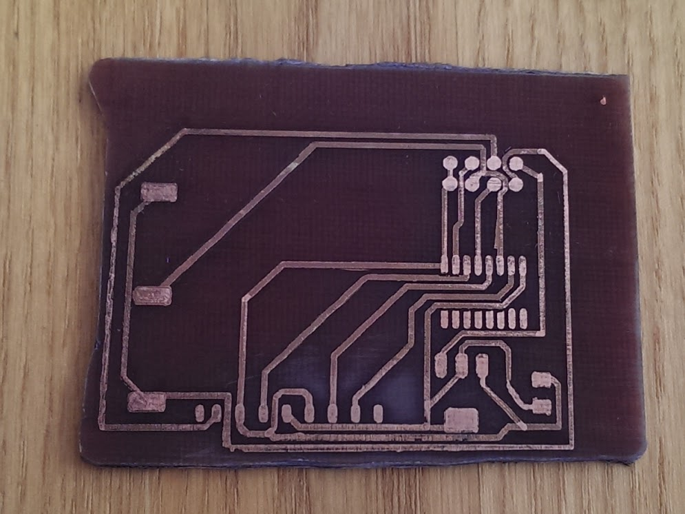 Howto PCB from Eagle - RepRap