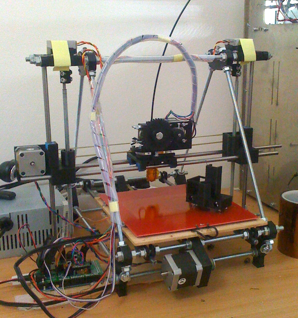 Image of the Prusa Mendel