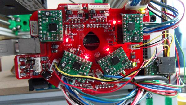 CartesioV0 1 - RepRap