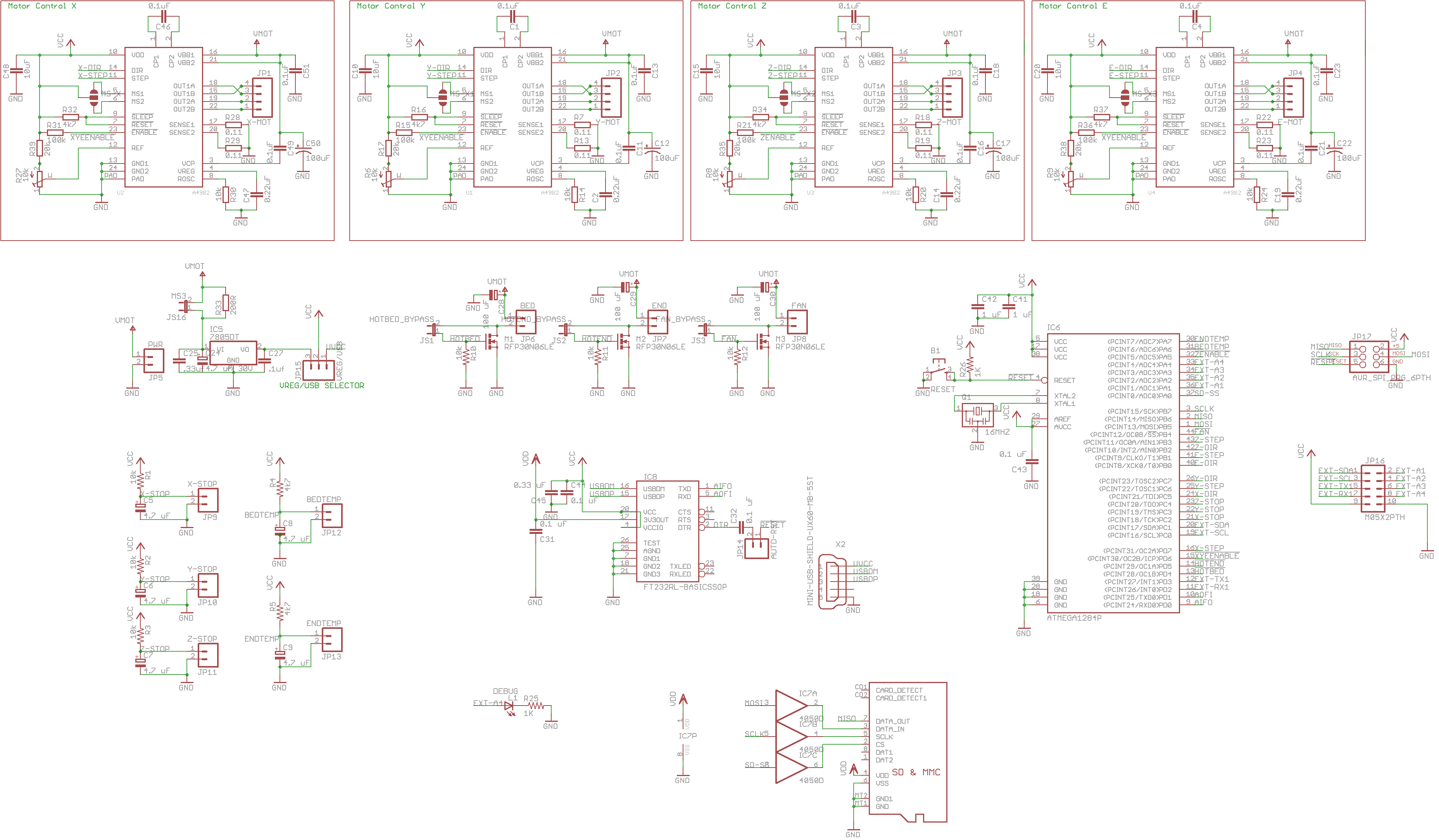 Melzi circuit updated marlin customized for mendel90 Inductive Sensor Schematic at crackthecode.co