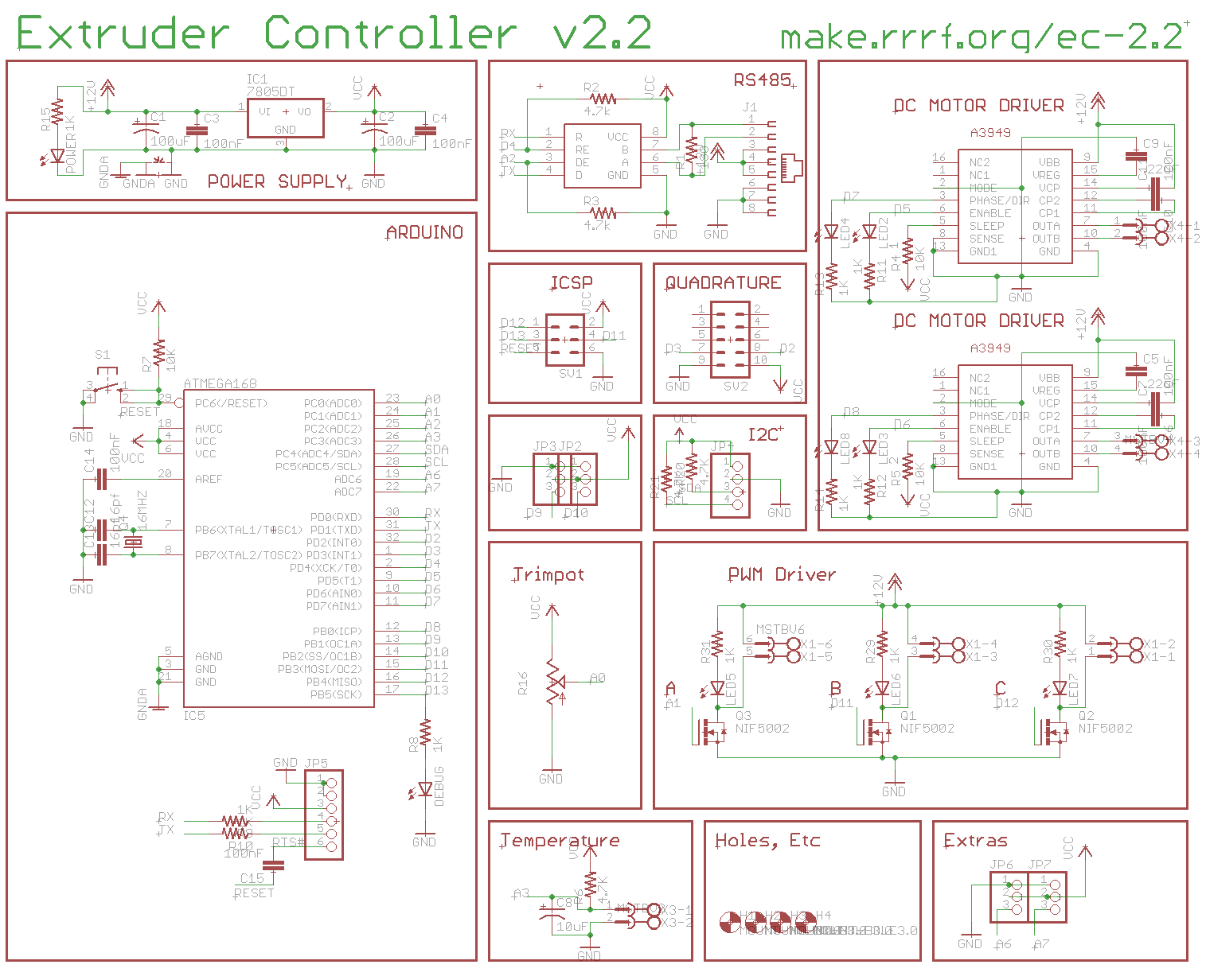 Comindex 20180716 Electronics 7segment Led Clock Page 4 Bittechnet Forums Extruder Controller 22 Schematic