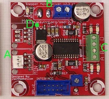 Mendel Electronic Wiring - RepRapWiki