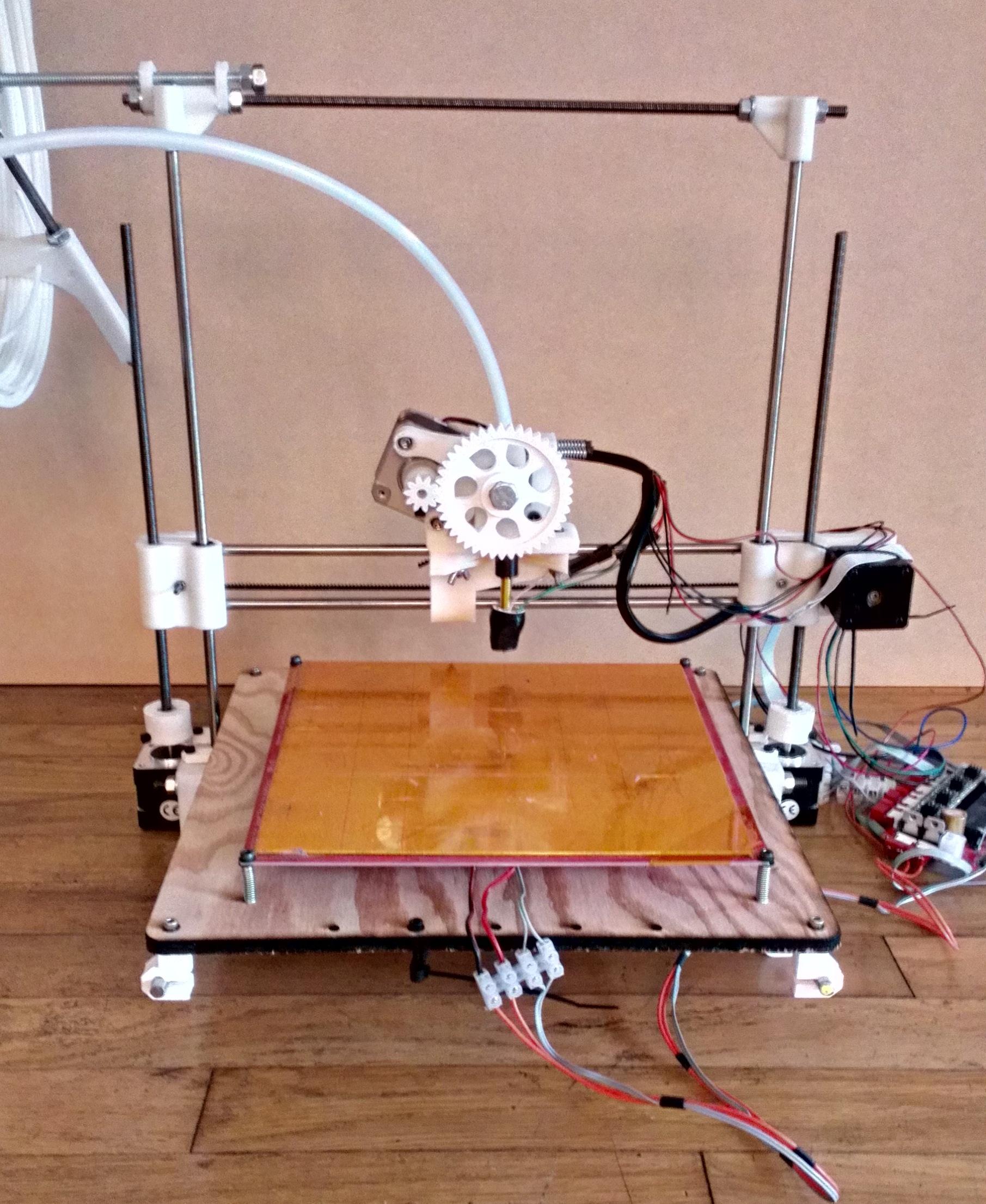 Нагреватель для 3d принтера своими руками