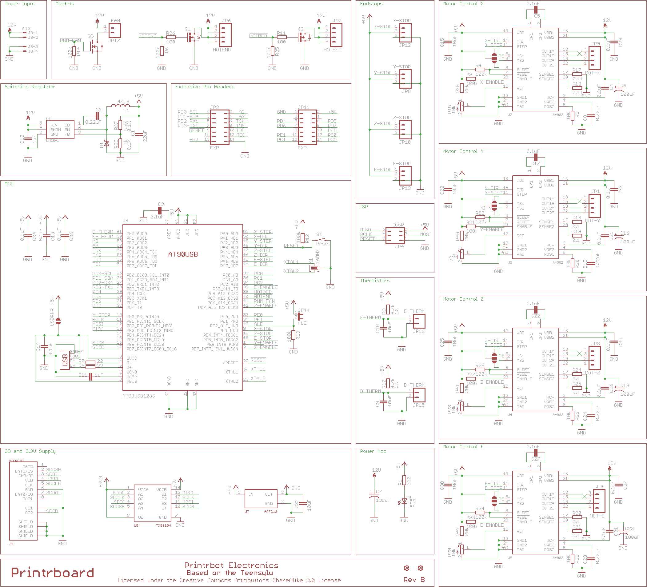Printrboard_RevB_Schematic150 think3dprint3d panelolu with printrboard  at n-0.co