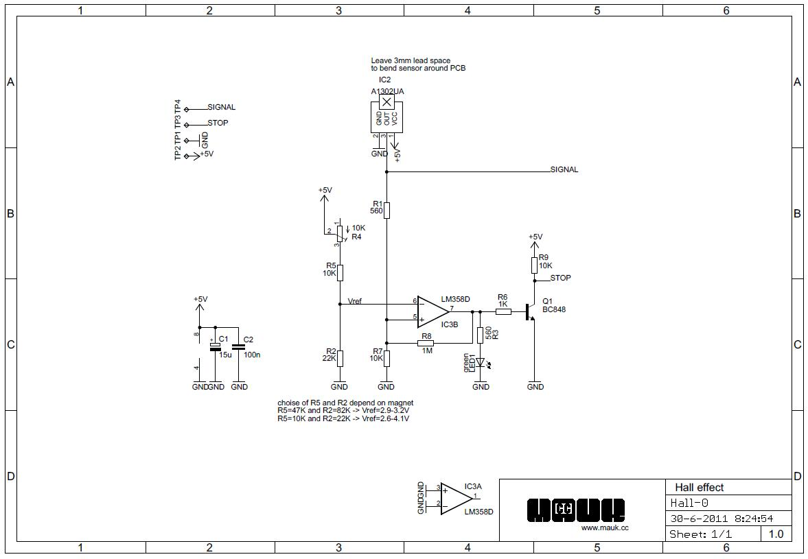 Hall O Ultimachine Relay Switch Circuit Diagram More Information
