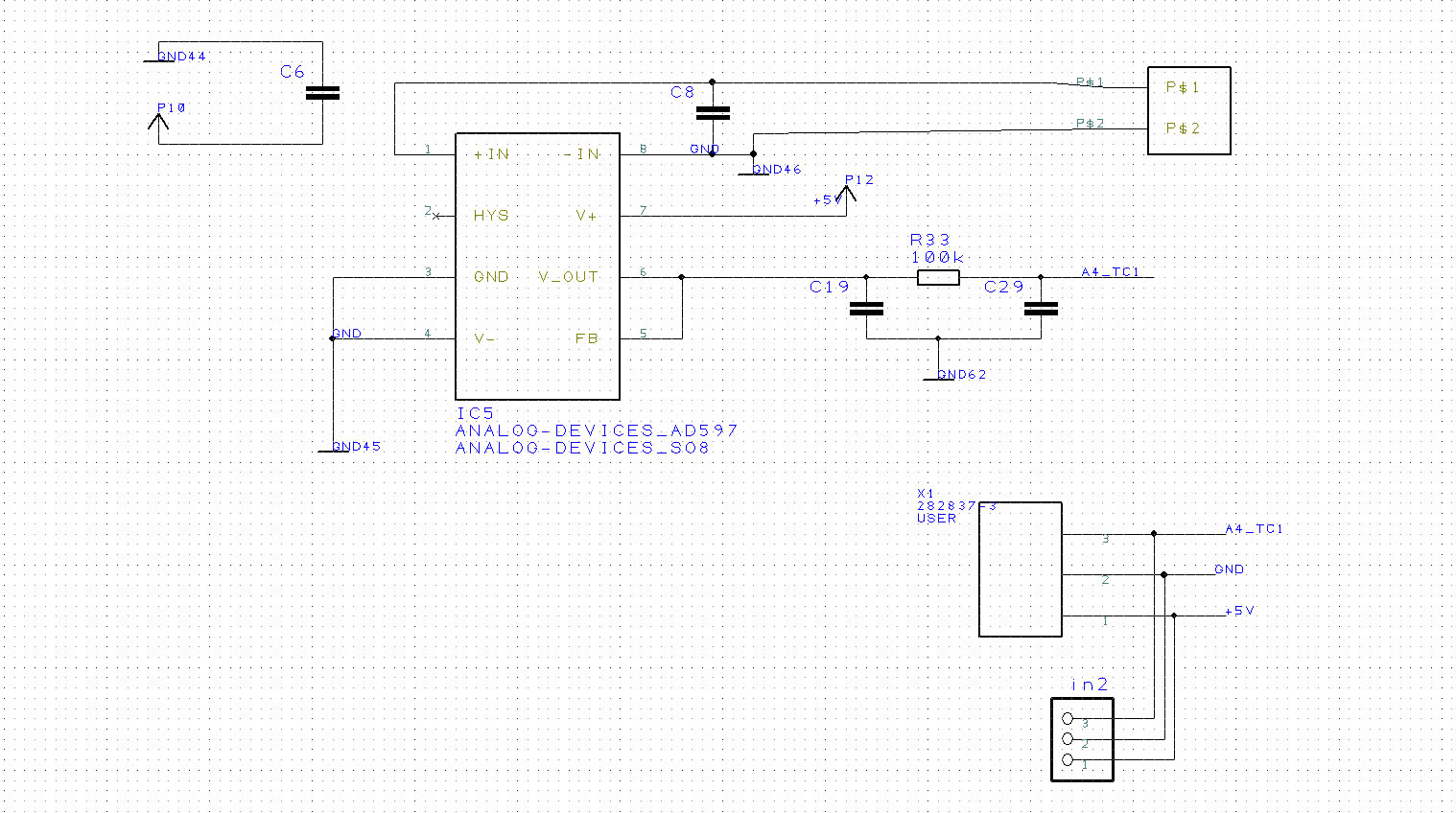 Extthermocouple 10 Reprap Wiring Diagram For Thermocouple Ad597 Adapter Schematic