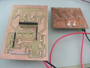 Automated Circuitry Making - RepRap