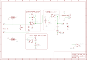 Piezo-electric sensors - RepRap