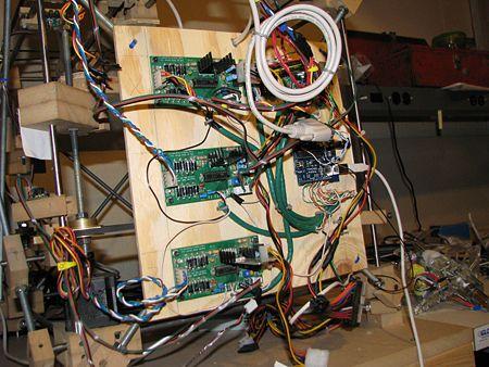 Electronics Improvements Reprap