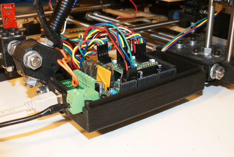 New Arduino Dc Motor Control Shields Stepper