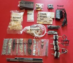 Photo of the Contents of the Huxley Kit