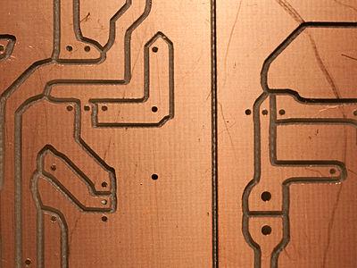 PCB Milling - RepRap