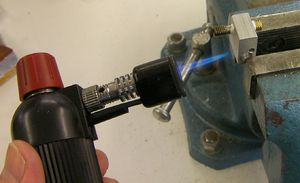 Reprappro-huxley-hotend-blowtorch.jpg
