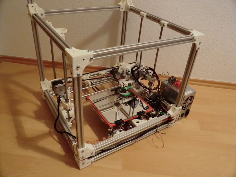Haeckel 3d printer list for 3d printer build plans