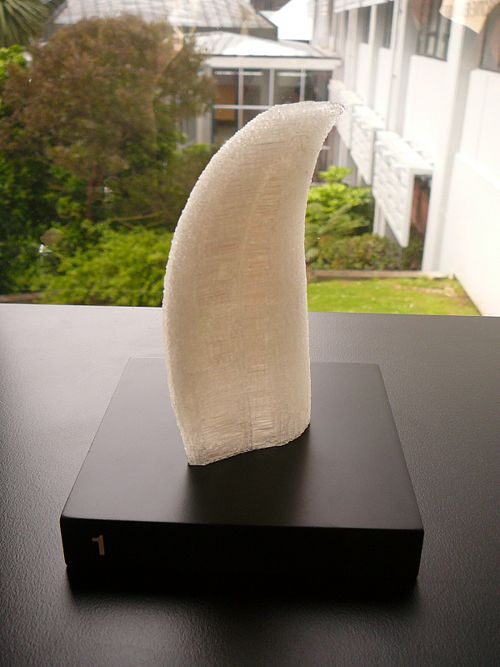 alt = Sperm Whale Tooth by Bronwyn_Holloway-Smith