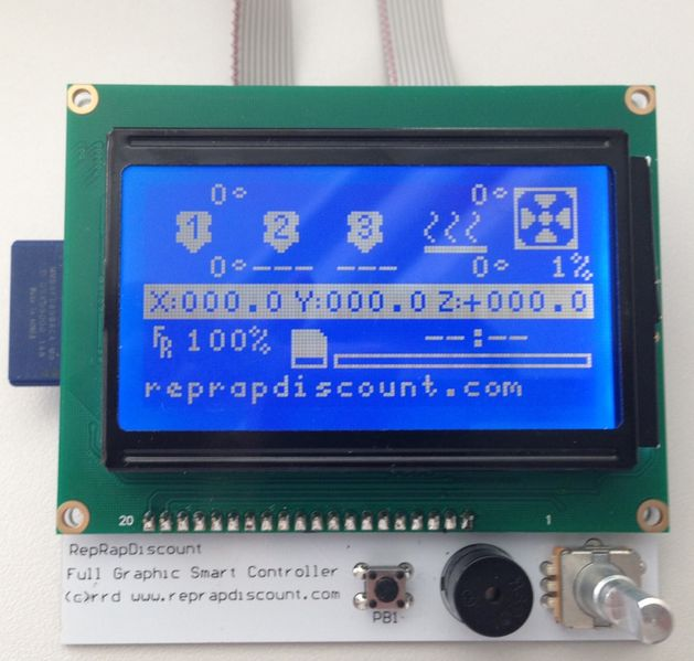 3D Printer Boards and LCDs reprap fulldiscount