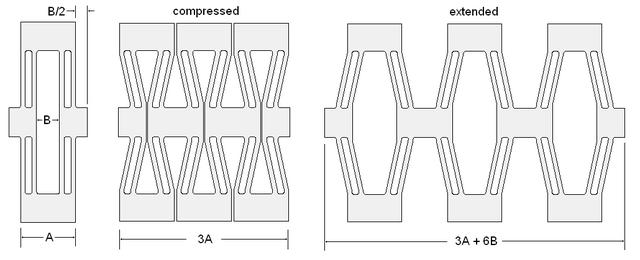 Compliant Linear Motion Mechanism 1 Reprap