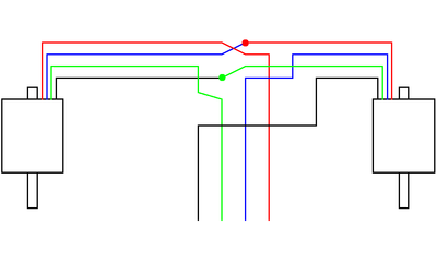 dual y axis stepper problems 400px reprappro huxley z motor wiring png my steppers are nema 17 s