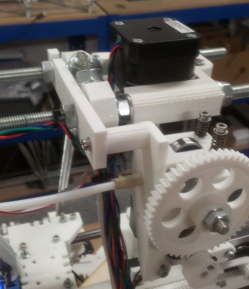 Reprappro mendel extruder drive fitted.jpg