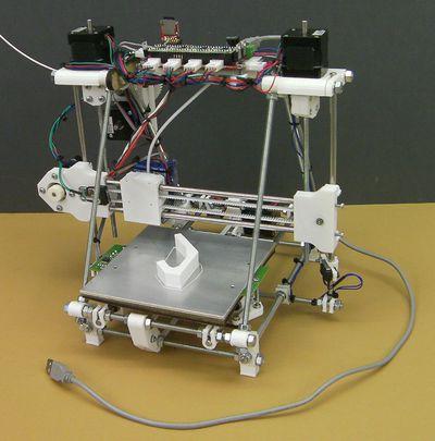 RepRapPro Huxley Sanguinololu wiring RepRap