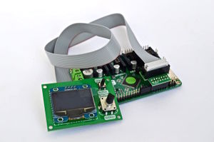 SAV OLED - RepRap